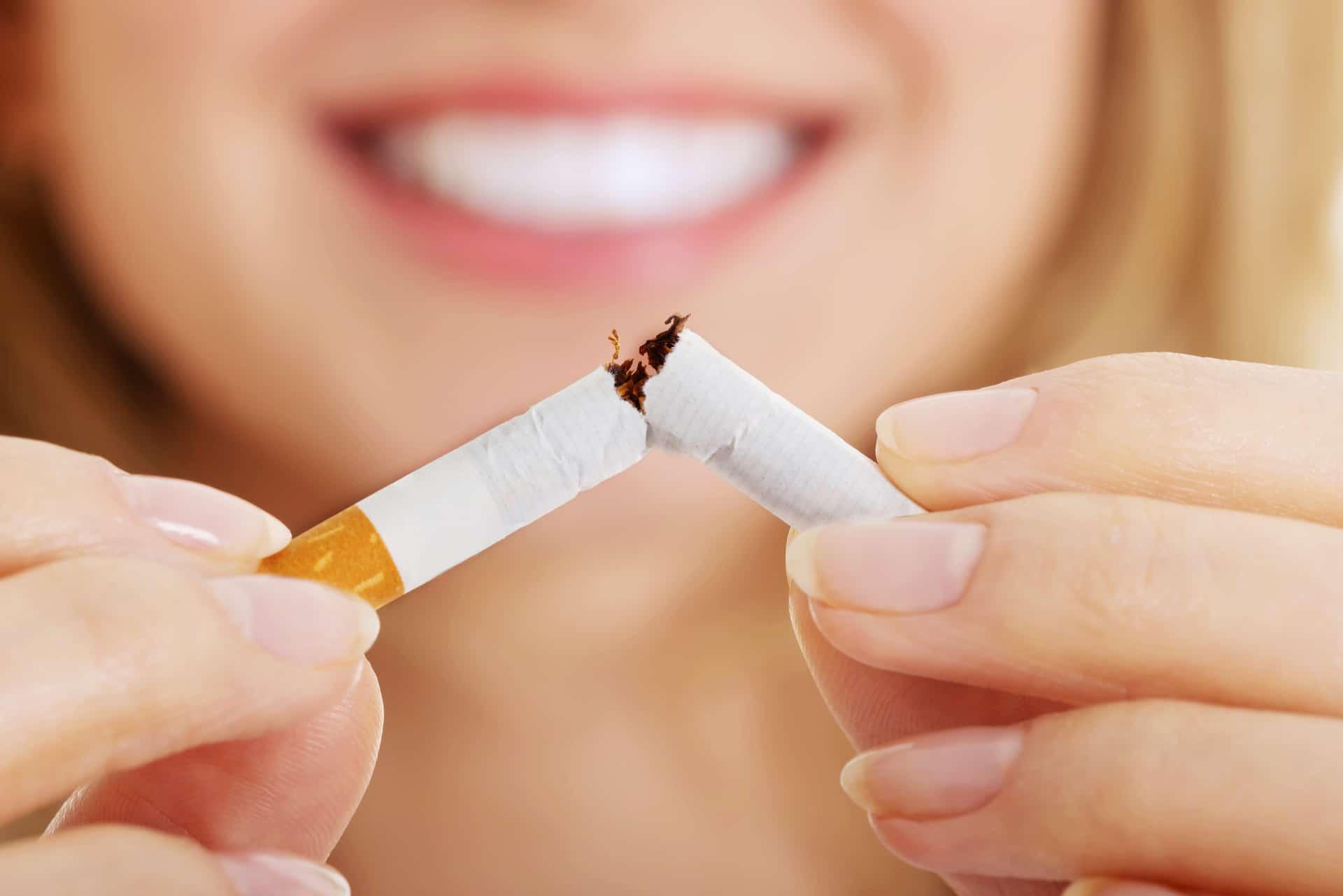 J'arrête de fumer mais j'ai peur de grossir