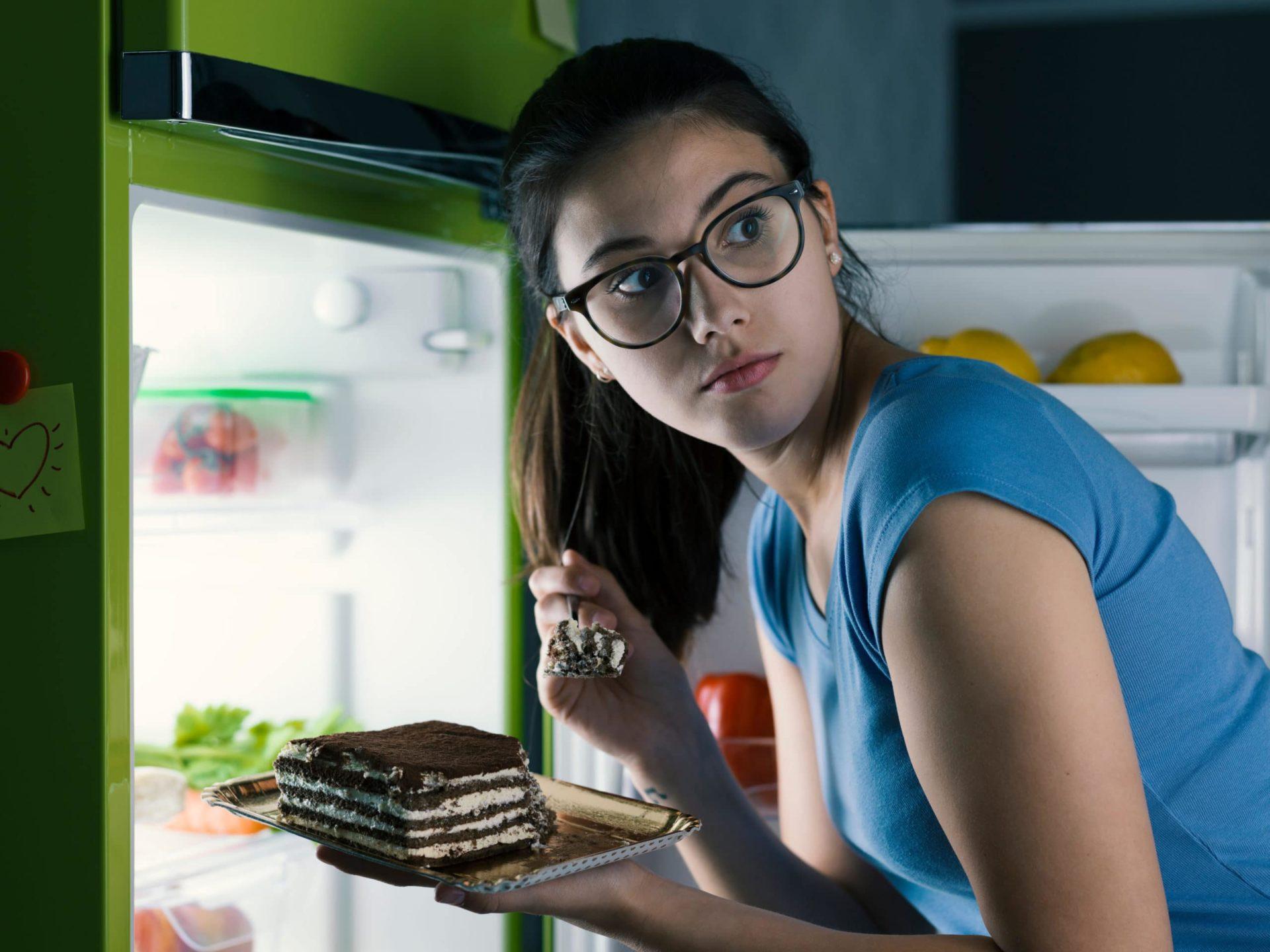 L'article du journal Presse sur les troubles alimentaires, obésité et confinement