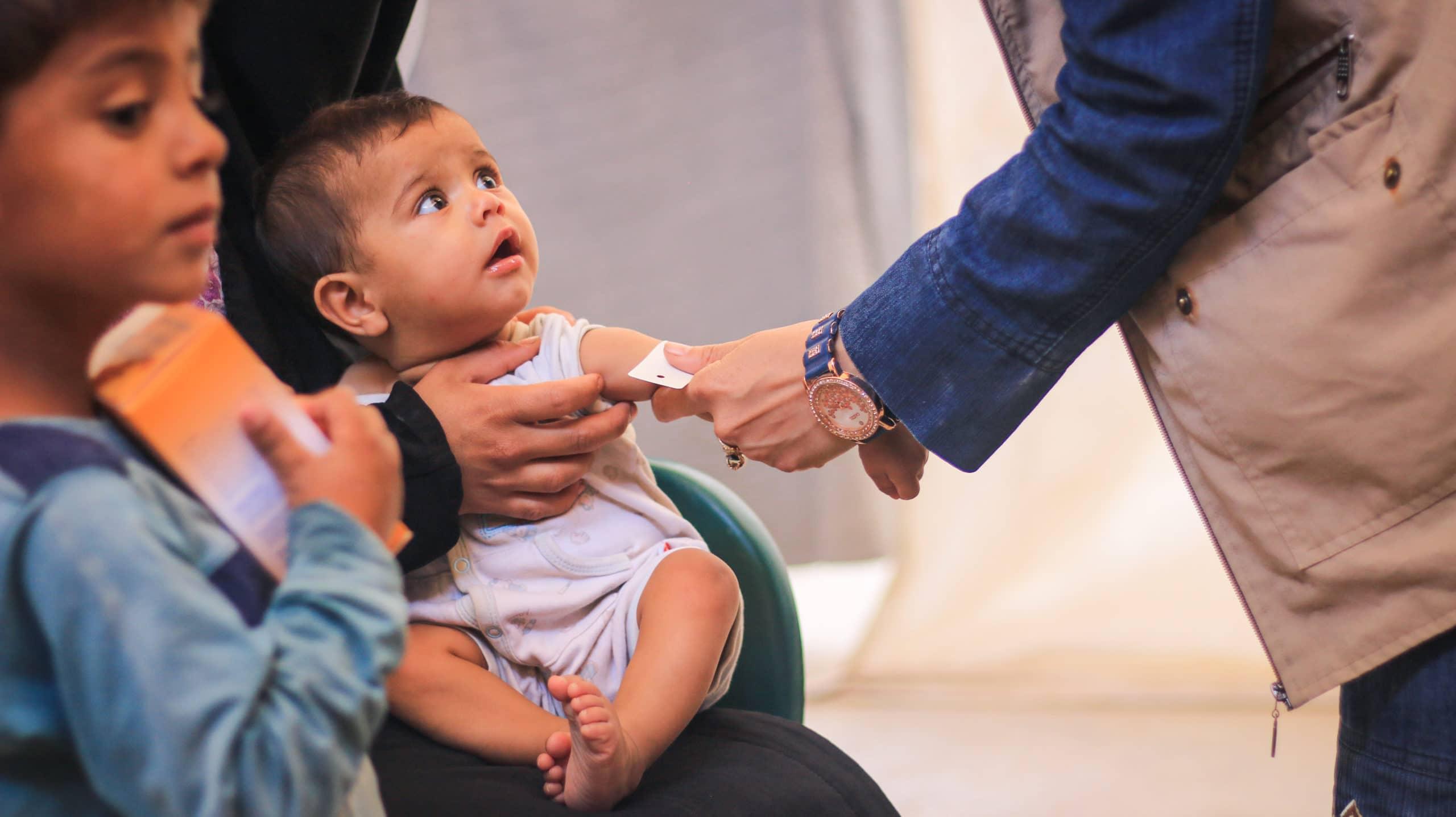Diagnostic de la dénutrition de l'enfant et de l'adulte
